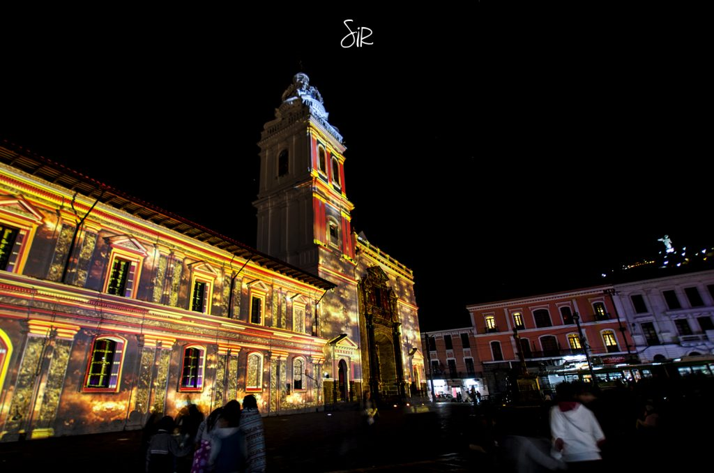 Iglesia de Santo Domingo, Quito